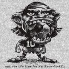 Soccer Big Mouth by OscarEA