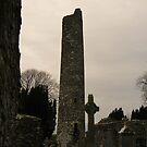 Monasterboice #2 by Finbarr Reilly