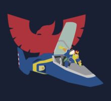 Super Smash Bro Captain Falcon T-Shirt