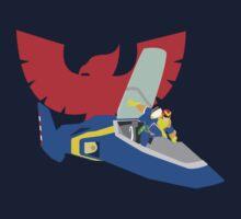 Super Smash Bro Captain Falcon by Michael Daly