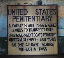 Alcatraz by Julia Zinn