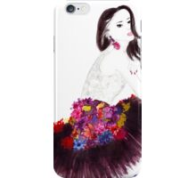 Uptown Girl iPhone Case/Skin