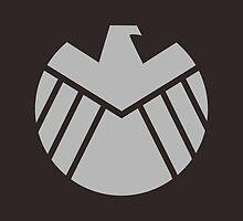 S.H.I.E.L.D. - Logo by larrypopart