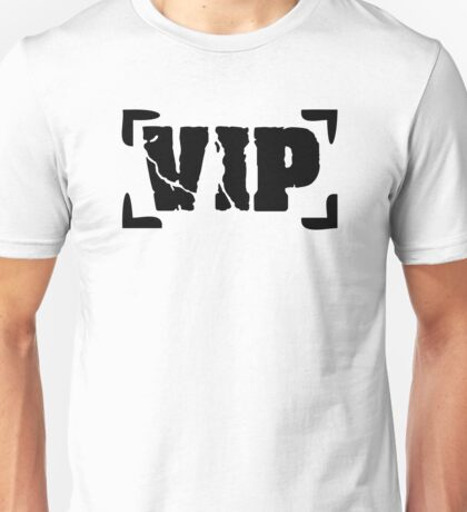 VIP very important Person Unisex T-Shirt