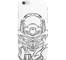 Spartan Locke Headshot Celtic iPhone Case/Skin