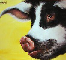 Ralph's pig by paulaveschore