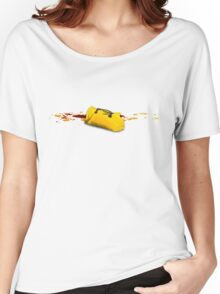 A yellow utopic bag Women's Relaxed Fit T-Shirt