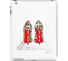Louboutin Obsession iPad Case/Skin