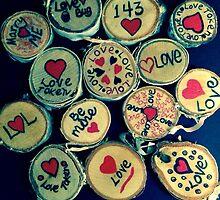 Love Tokens by Sheila Prieto