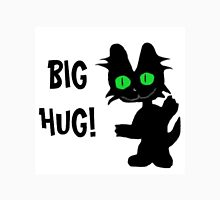 Kitty Gives Big Hugs Unisex T-Shirt