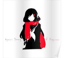 Ayano Tateyama Shirt Poster