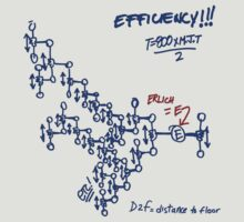 Optimal tip to tip efficiency - From the middle out  by wilhelmmontes
