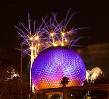 Epcot IllumiNations by brian-c