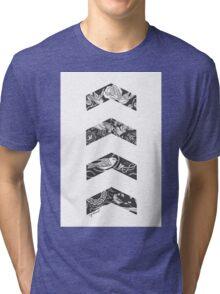 Liam's Chevrons Tri-blend T-Shirt