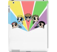 Powerpuff!Direction iPad Case/Skin