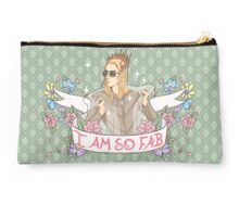 """I am so Fab"" Thranduil Studio Pouch"