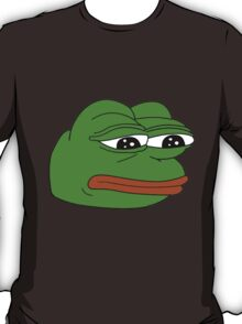 Pepe the Sad Frog T-Shirt