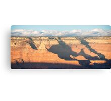 Splash of Orange – Grand Canyon National Park, Arizona Canvas Print