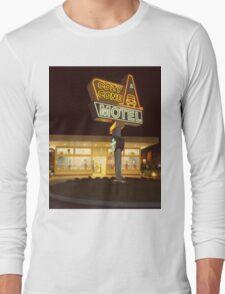 Cozy Cone Motel Long Sleeve T-Shirt