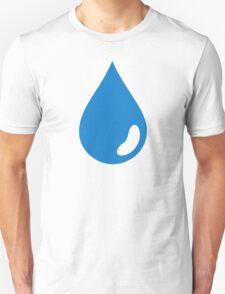 Blue water drop T-Shirt