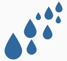 Water drops Kids Tee
