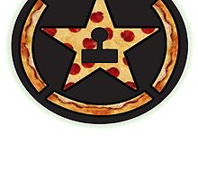 Achievement hunter pizza by risaxis
