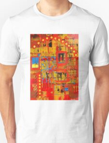 In Pursuit of That Elusive Happiness Unisex T-Shirt