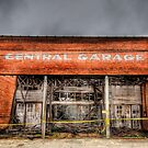 Central Garage by Joel Hall