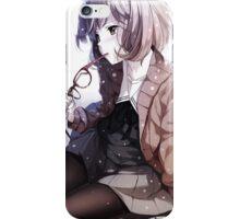 Mirai Kuriyama iPhone Case/Skin