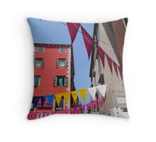 Buntings  Throw Pillow