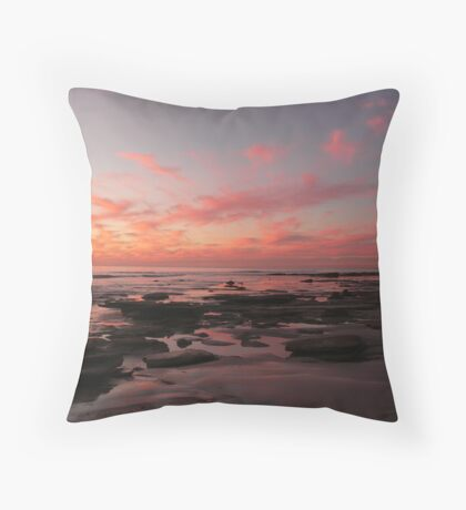 Seascapes  Throw Pillow