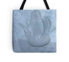 Ship of the sea Tote Bag