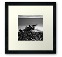 The Tide is High Framed Print