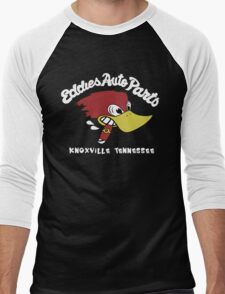Eddies Auto Parts Knoxville Tennessee Men's Baseball ¾ T-Shirt