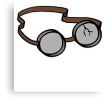 FalseSymmetry's Goggles! Canvas Print