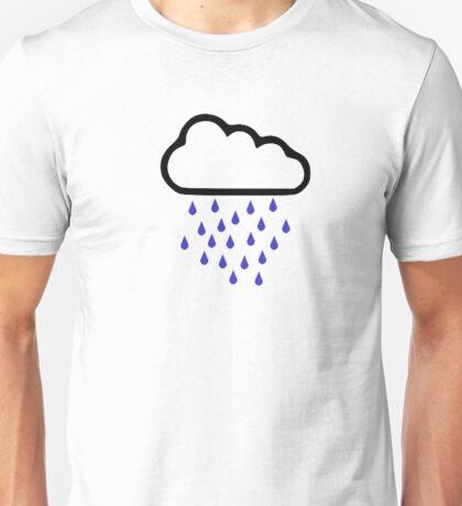 Clouds rain Unisex T-Shirt