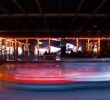 Bumper Cars by Nigel Bangert
