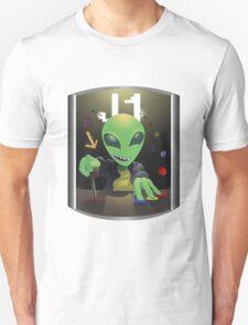 A Player 1 Inside T-Shirt