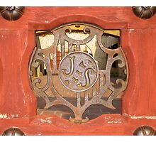 Gate Medallion Photographic Print