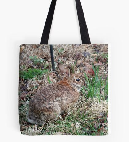 Delivering those baskets is rough! Tote Bag