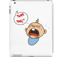 its really tough sometimes iPad Case/Skin