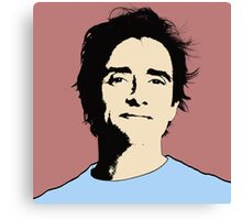 Top Gear - Richard Hammond POP Art Canvas Print