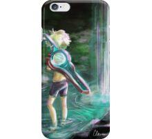 Shulk iPhone Case/Skin