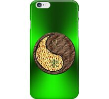 Leo & Goat Yin Earth iPhone Case/Skin