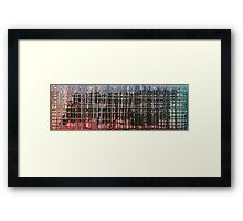 Weary Night Framed Print