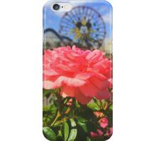 Disney's Paradise Pier #5 iPhone Case/Skin