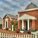 Peninsula House, Tebbutt's Observatory by Michael Matthews