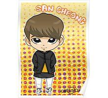 JJCC member SAN CHEONG Poster