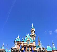 Disneyland's Sleeping Beauty Castle #10 by disneylandaily