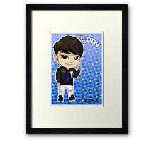 JJCC member EDDY Framed Print